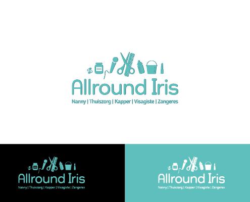 Huisstijl en logo - Allround Iris